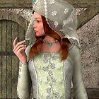 Medieval Lady by Vac1