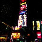 Times Square North by Jeanluc