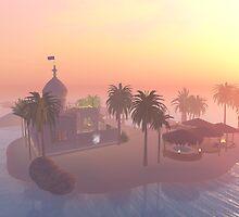 Arabian Nights by Shoshana Epsilon