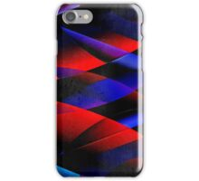 Midnight geometry two iPhone Case/Skin