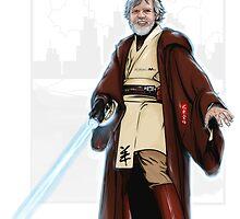 Old Jedi by akyanyme1