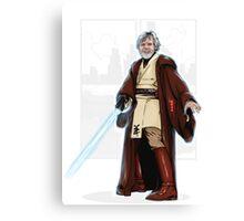 Old Jedi Canvas Print