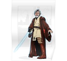 Old Jedi Poster