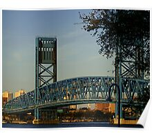 Main Street Bridge Poster