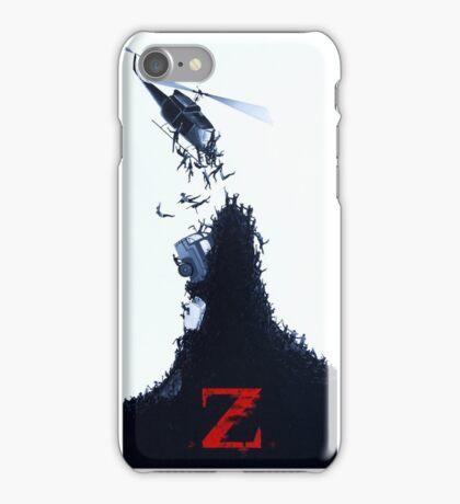 world war Z iPhone Case/Skin