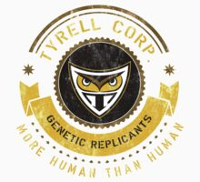 Tyrell Corporation Crest Kids Clothes