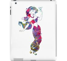 Jasmine Disney Princess Watercolor iPad Case/Skin
