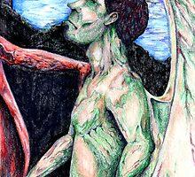 Gargoyle by Derek Carman