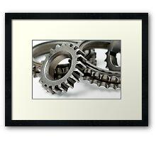 gears 10 Framed Print