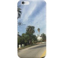 Hollywood Los Angeles iPhone Case/Skin