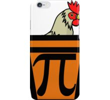 Chicken Pot Pi iPhone Case/Skin