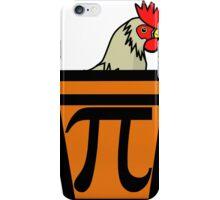 Chicken Pot Pi iPhone Case/Skin