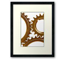 gears 5 Framed Print