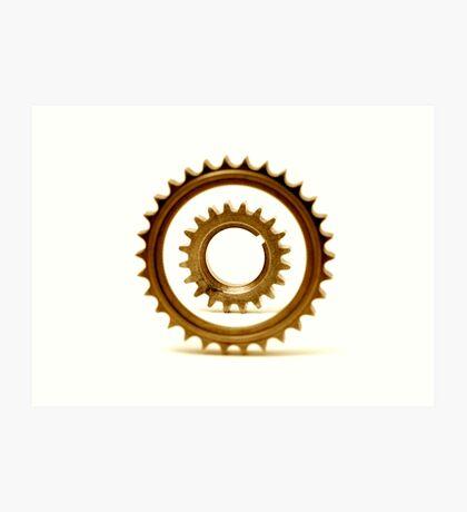 gears 4 Art Print