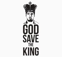 Luis Suarez - God Save The King T-Shirt