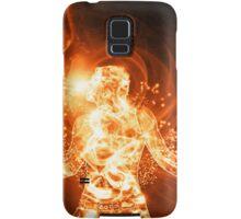 Fire Man Samsung Galaxy Case/Skin
