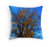 Almost Bare Throw Pillow