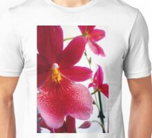 Red Orchid Unisex T-Shirt
