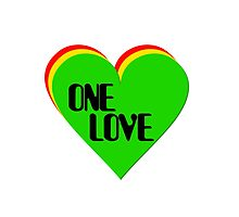 one love by MrAnthony88