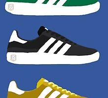 Adidas Munchen by JuzaShannonNew