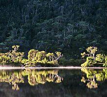 Honeymoon Islands by David Lade