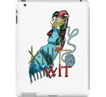 Knit Wit iPad Case/Skin