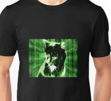 Matrix Cat Unisex T-Shirt