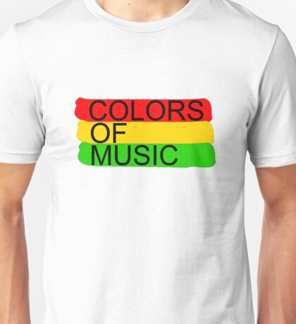 Raggae Weed Rasta Unisex T-Shirt