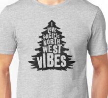Pac Northwest Vibes Unisex T-Shirt