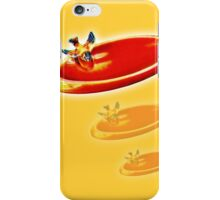 Bluebirds and ashtrays iPhone Case/Skin