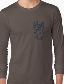 Is that a dragon in your pocket? Long Sleeve T-Shirt