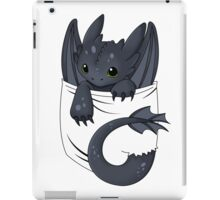 Is that a dragon in your pocket? iPad Case/Skin