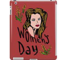 Women's Day iPad Case/Skin