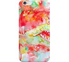 A SUDDEN TURN CAN COME,A ROAD APPEAR iPhone Case/Skin