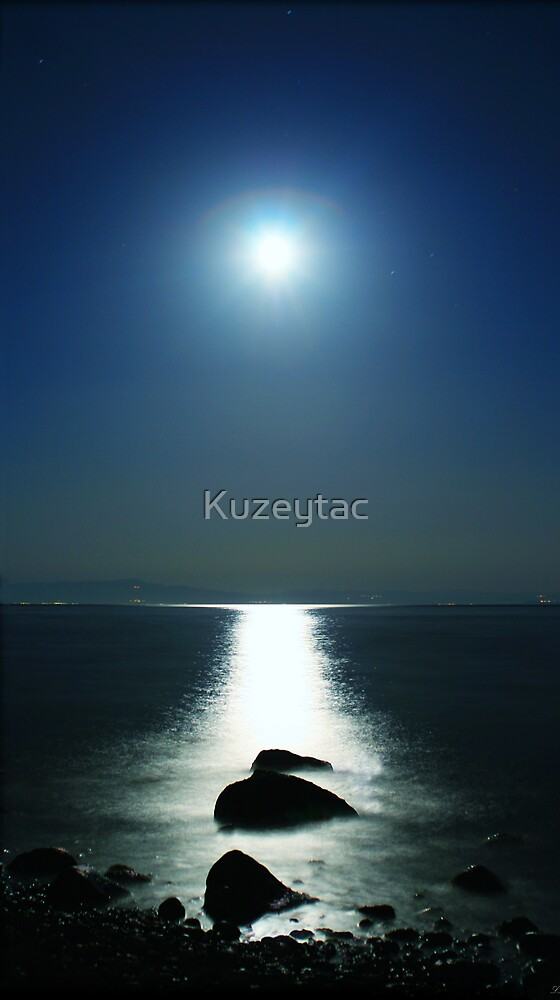 Once In A Blue Moon by Kuzeytac