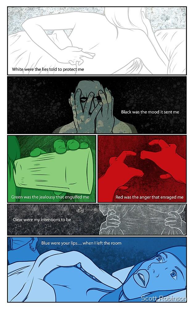 Murder Palette by Scott Robinson