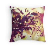 They can call me crazy if I fall Throw Pillow