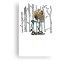 Honey Bun Metal Print