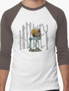Honey Bun Men's Baseball ¾ T-Shirt