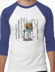 Honey Bun Men's Baseball ¾ T-Shirt