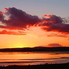 Sunset, Silverdale, Cumbria by beanphoto