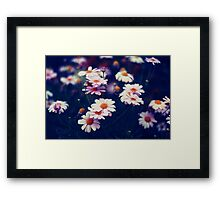 You think you were my first love, but you're wrong Framed Print