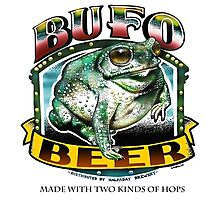 BUFO BEER Photographic Print