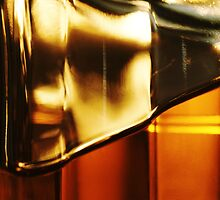 Abstract Glass Macro #24 by David Hawkins-Weeks