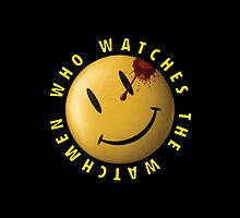Who Watches The Watchmen? by jackallum