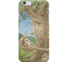 Healing Tree iPhone Case/Skin