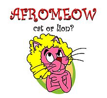 cat or lion? by Afromeow