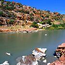 """ Mitchell  River Kimberley "" by helmutk"
