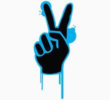 peace - love- groovy  Unisex T-Shirt