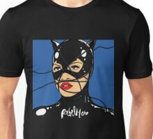 Rebel Cat Unisex T-Shirt